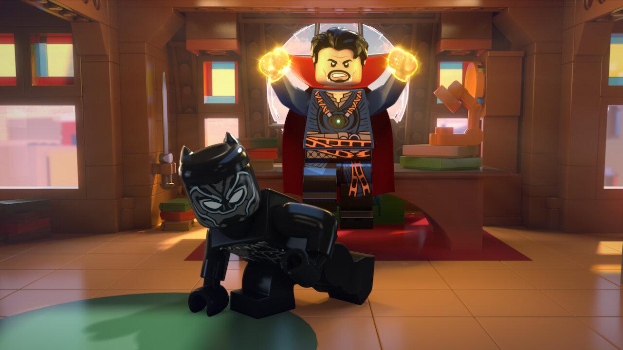 LEGO Marvel Super Heroes: Black Panther | Netflix