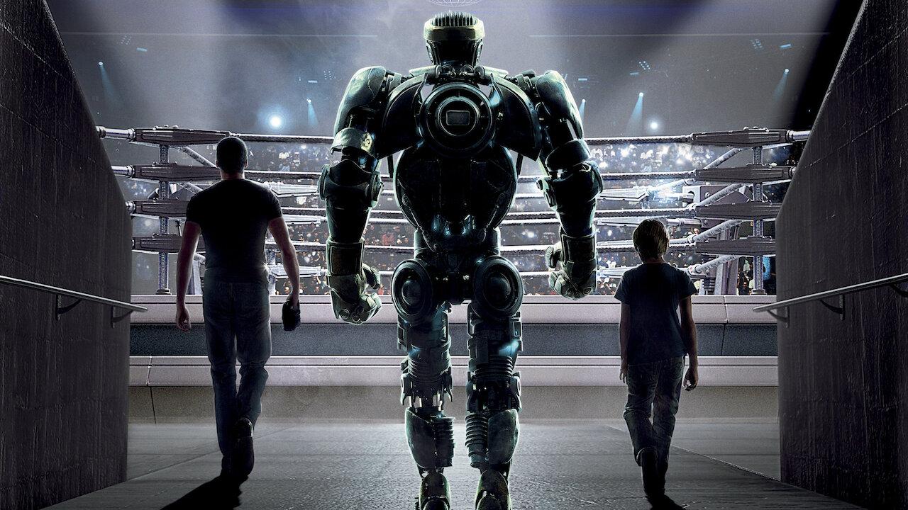 Real Steel | Netflix