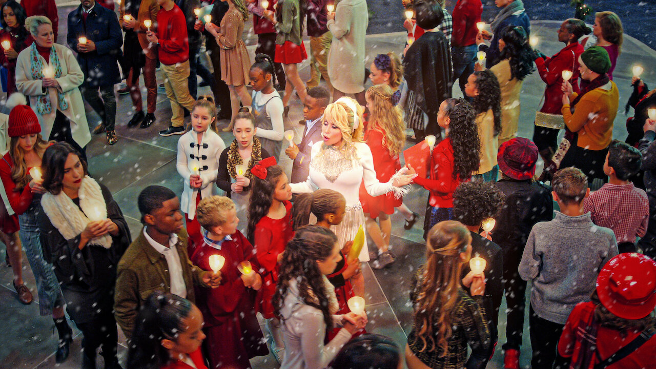 Dolly Parton's Christmas on the Square   Netflix Official Site